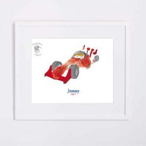 Formula 1 footprint