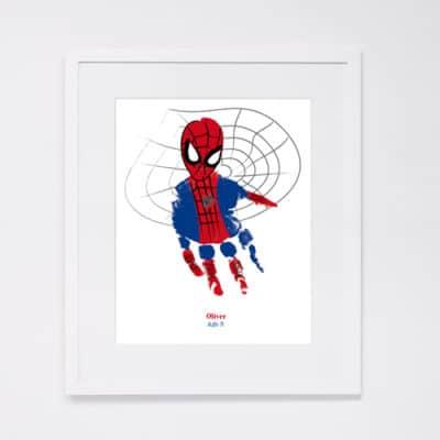 Spiderman - hand