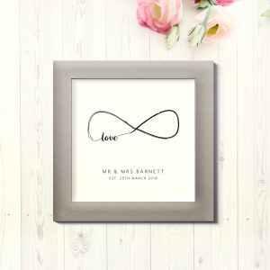 Love Infinity Mr and Mrs