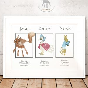 Beatrix Potter – Sibling prints