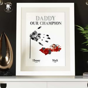 F1 Keepsake for Dad