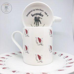 Design-A Mug & Plate Set