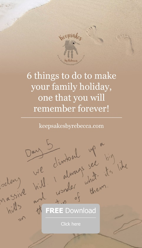 6 things to do to remember your family holiday-blog