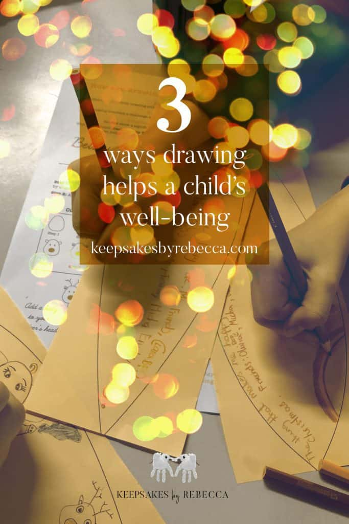 well-being for children   art can help a child's well-being