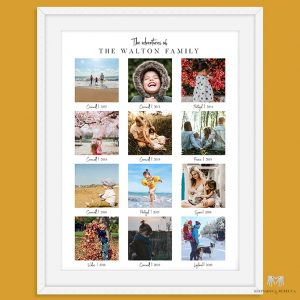 The adventures of our family | Photo Keepsake