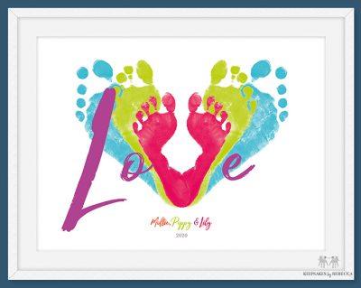 footprint family