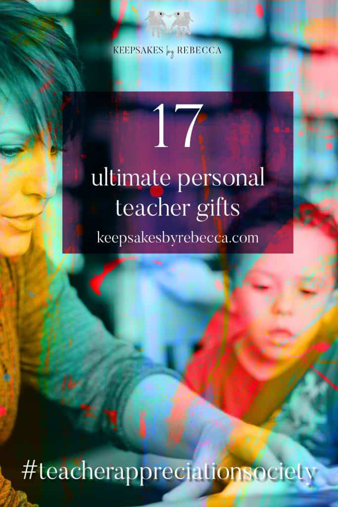 Personalised Teacher Gifts | Home school | teacher appreciation | Primary school teacher gifts