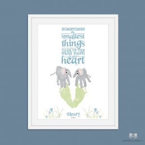 Elephants – Smallest Things Quote